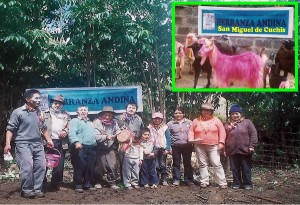 Celebración de la Herranza Andina en San Miguel de Cuchis