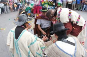 COMUNA BOLIVARIANA PARTICIPÓ EN EL CARNAVAL CERREÑO 2012