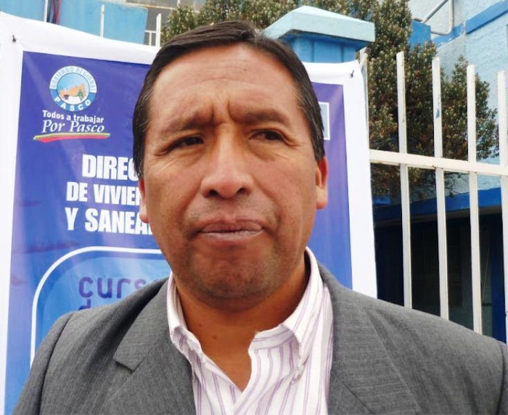 Leoncio Luquillas Puente - Alcalde de Huariaca